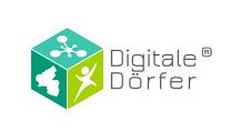Zeigt Logo des Digitale Dörfer Projektes