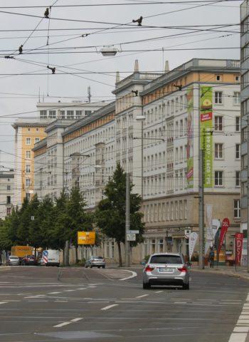 Zeigt Magdeburgs Innenstadt