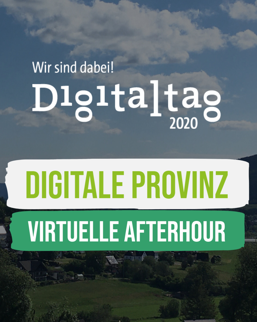 Digitale Provinz